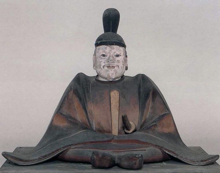205-足利基氏坐像・瑞泉寺